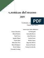 Crónicas del receso 2009