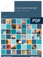 Smart Grid - A Race Worth Winning. a SmartGrid GB Report