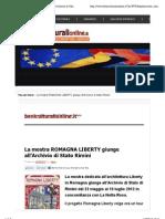 Andrea Speziali - Rassegna stampa