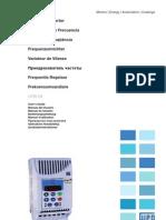Manual de variador WEG _CFW08 Español