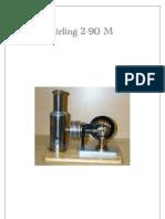 Motor Stirling I