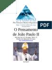 Pensamento -  João Paulo II