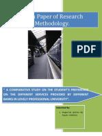 Research Term Paper Meghu
