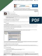 Active Directory 4 Implémentation de comptes d'utilisateurs, de groupes et d'ordinateurs