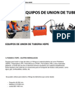 Union de Tuberia