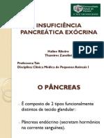 INSUFICIÊNCIA PANCREÁTICA EXÓCRINA