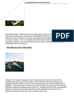 223 Green Roof Design 10 Stunning Sustainable Works of Architecture