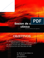 Sesion de caso clínico