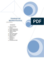 TRABAJO DE REUMATOLOGIA