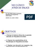 Enlace Caso Clinico Psiquiatria de Enlace