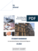 AISL Student Handbook