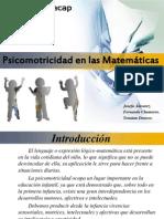 Psicomotricidad en las Matemáticas