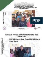 Thobile Dlamini, Swaziland, HIV/Aids - Summit 2012