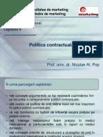 Cap. 9 Politica Contractual A in Marketingul International