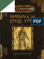 [D&D 3e - Ita] [FR] Manuale Dei Livelli Epici