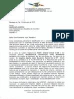 Union Sindical Emcali Apoya la Candidatura de Angelino Garzón a la OIT