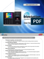 Bio Station UserGuide V1 8 English