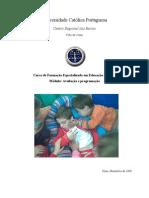 Estudo de Caso Catolica Trab Final Avaliacao e Programacao