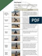 KBX Stretching Program