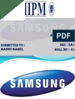 Samsung Ppt