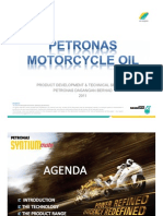 Motorcycle Oil Product Knowledge 2