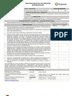 Formato Proteccion Civil