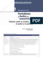 Cronograma COPEM 2012