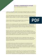 Considerações sobre USUCAPIÃO em área pública