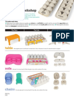 Decorated Dollhouse Craft Steps FF0411CART A24