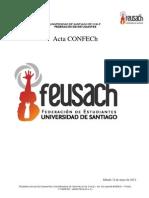 Acta Confech 12 de Mayo Usach