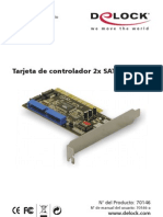 70146 Manual Del Usuario Pci Sata-ide