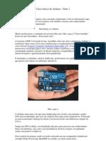 Curso básico de Arduino