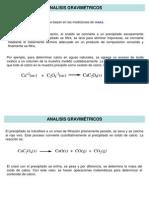 Analitica (Gravimetria)