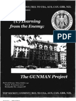 NSA GUNMAN- Learning Enemy Electronic Spying