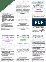 Brochure Seminari 09 Giugno 2012