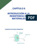 CAPITULO 8 (Introduccion a La Resist en CIA de Materiales