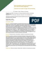 Producción de proteína microbiana a partir de los desechos