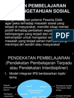 persentasi IPS Terpadu