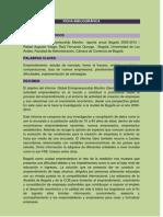 Ficha Bibliografica Informe Gem
