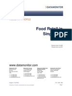 Food Retail in Singapore