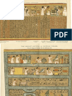 The Egyptian Book of the Dead 1898