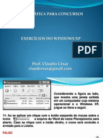 Exercicio Do Windows Xp 29-02-2012