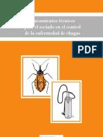 Lineamientos Tecnicos Para El Rociado en El Control de La Enfermedad de Chagas (1)