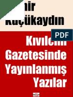 Kıvılcım (1974) Gazetesinde Yayınlanmış Yazılar
