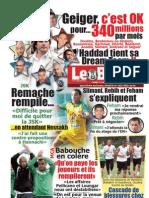 LE BUTEUR PDF du 21/05/2012