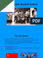 Westside Barbell System Presentation