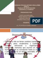 DESARROLLO Y COMPORTAMIENTO1
