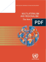 Multilateral Ism and Regionalism