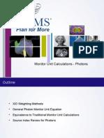 Physics Training Class MU Photons