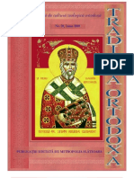 Traditia Ortodoxa nr 28